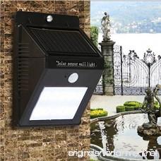 big-time 30 LEDSolar Motion Sensor Wall Lights Outdoor Waterproof Durable Landscape Light for Outdoor Garden Decoration - B07DKZ7TFR