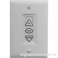 Da-Lite 40975 Extra Three Button Low Voltage Control Switch - B004KO01YM