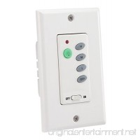 Dysmio Lighting - Wireless Ceiling Fan and Light Wall Control - B078T5XWQ3