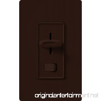 Lutron SFSQ-LF-BR Skylark Quiet Light/Fan Speed Control Brown - B000MAQCEG